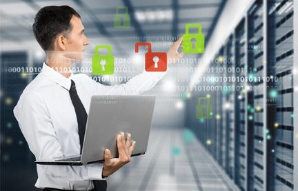 Daten-Rechenzentrum