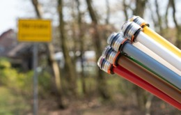 Glasfaser Internet - schnelles Netz für alle Dörfer